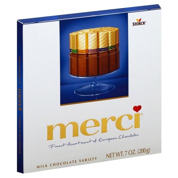 Merci Milk Chocolate product image