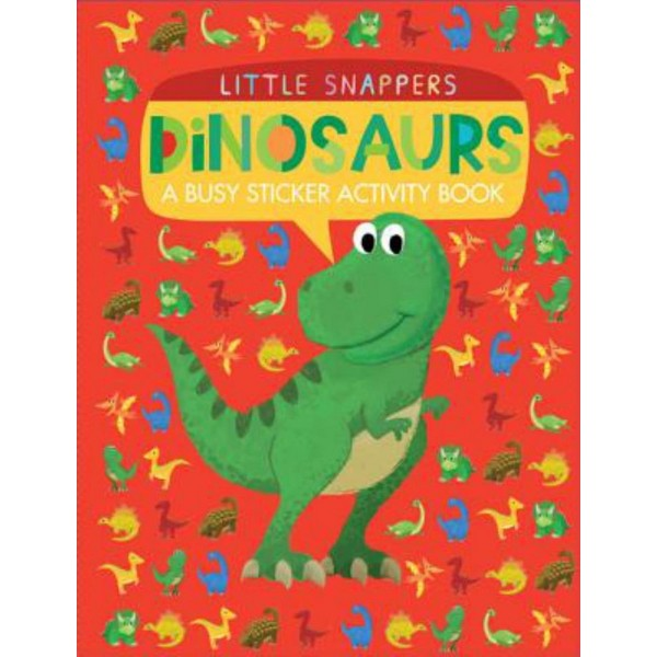 Dinosaurs Sticker Activity Book product image