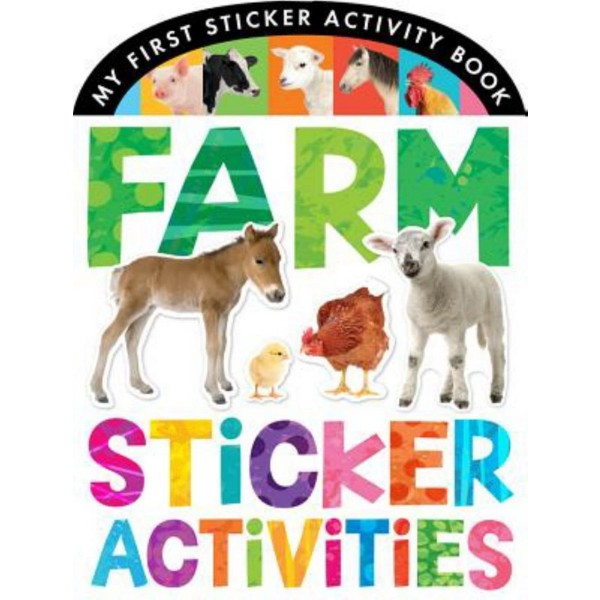 Farm Sticker Activity product image