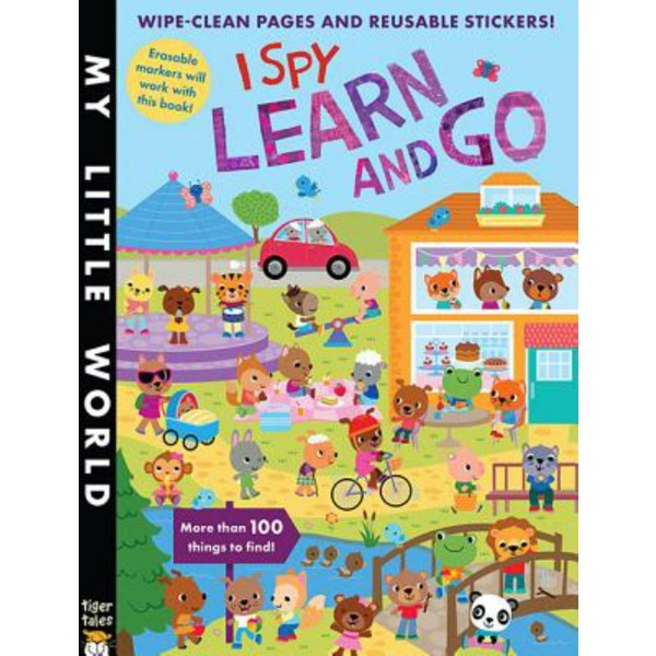 I Spy Learn and Go product image