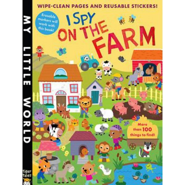 I Spy On the Farm product image