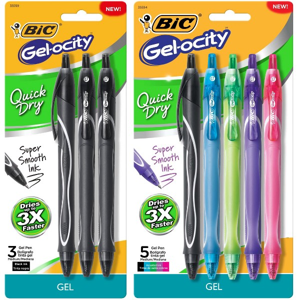 BIC Gel-ocity Quick Dry product image