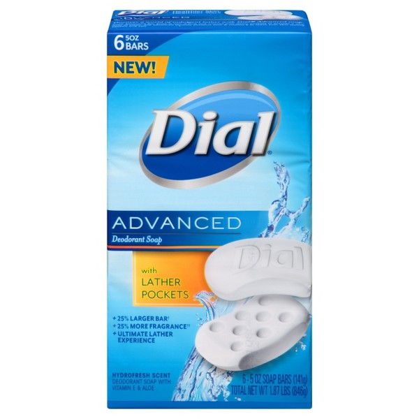 Dial Advanced Care Bar Soap product image