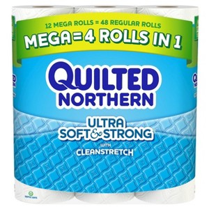 Quilted Northern & Angel Soft