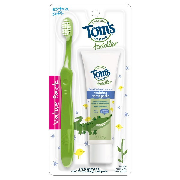 Tom's of Maine Toddler Value Pack product image