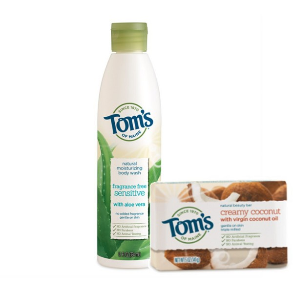 Tom's of Maine Body Wash & Bar product image