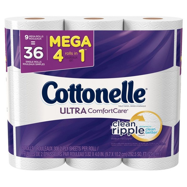 Cottonelle Bath Tissue product image