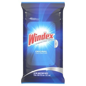 Windex Wipes