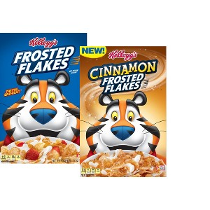 Frosted Flakes Original & Cinnamon