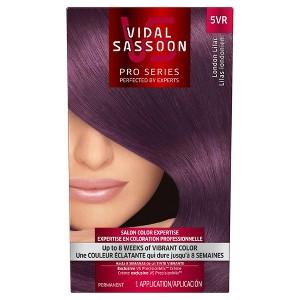 Vidal Sasoon Hair Color