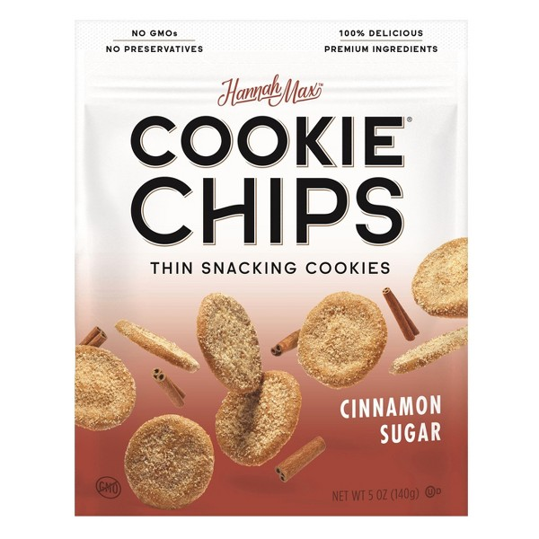 Hannah Max Cookie Chips product image