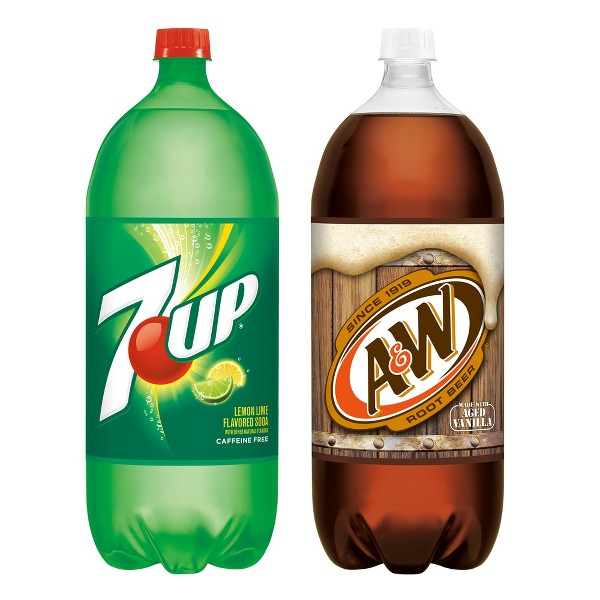 7UP,A&W,Sunkist,Canada Dry & More product image