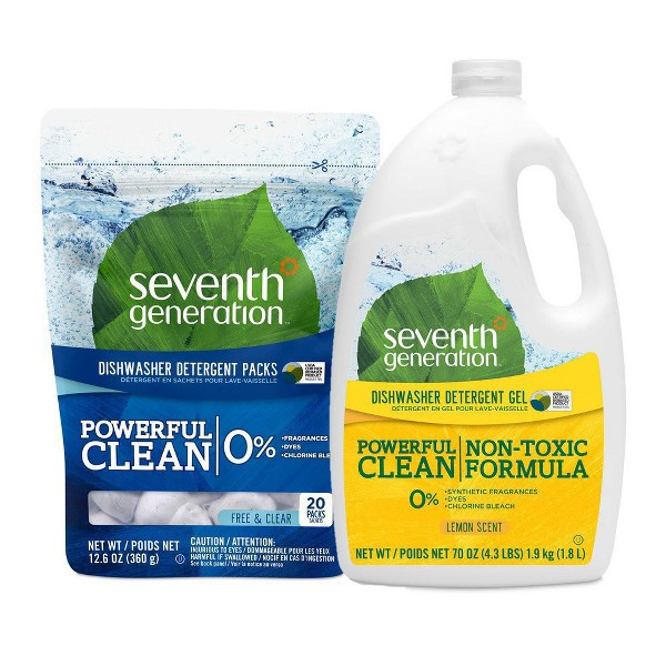 Seventh Generation Dish Detergent product image