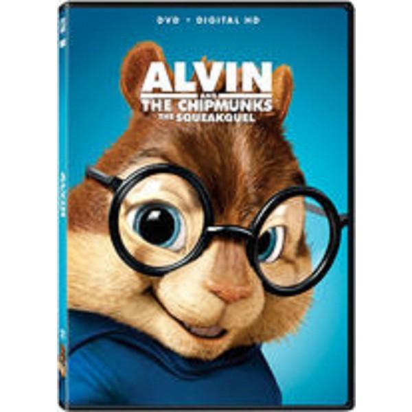 Alvin & The Chipmunks: Squeakquel product image