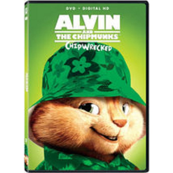 Alvin & The Chipmunks: Chipwrecked product image