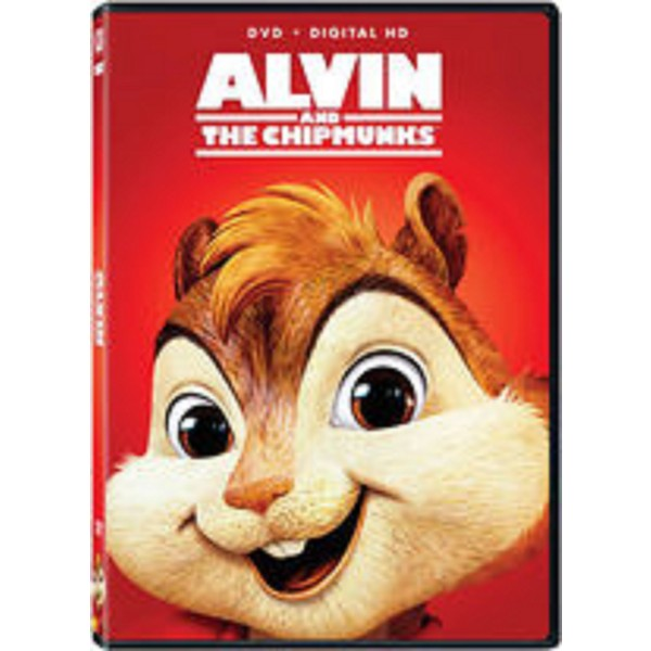 Alvin & The Chipmunks product image