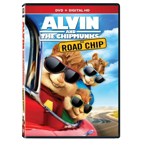 Alvin & The Chipmunks: Road Chip product image
