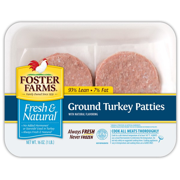 Foster Farms Ground Turkey product image