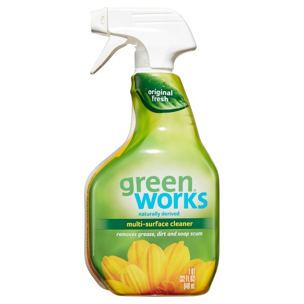Green Works Cleaning & Laundry product image