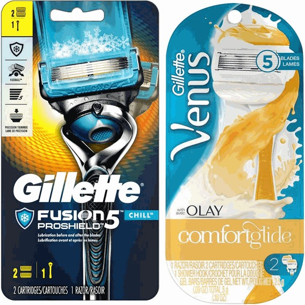 Gillette or Venus Razor product image