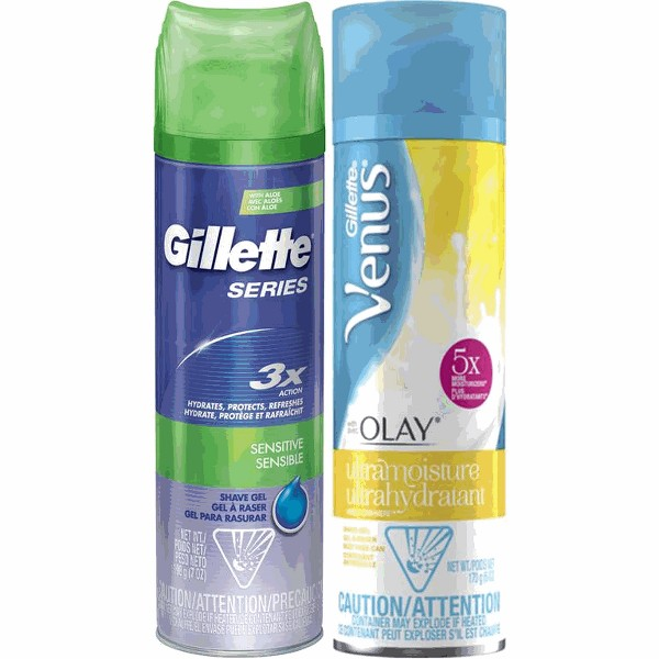 Gillette Shave Gel product image