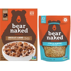 Bear Naked Granola & Cereal