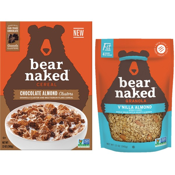 Bear Naked Granola & Cereal product image