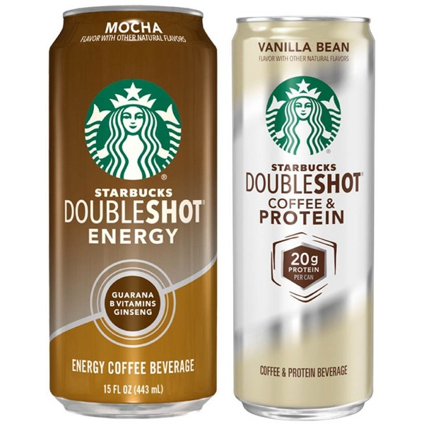 Starbucks Doubleshot Energy cans product image