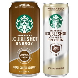 Starbucks Doubleshot Energy Cans