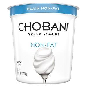 Chobani Greek Yogurt Multi-Serve