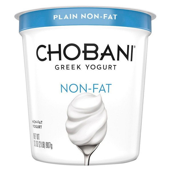 Chobani Greek Yogurt Multi-Serve product image
