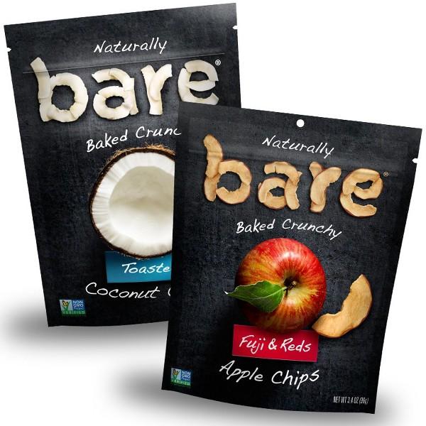 Bare Baked Crunchy Fruit Chips product image