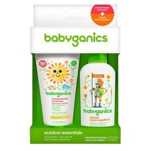 Babyganics Outdoor Essentials Duo
