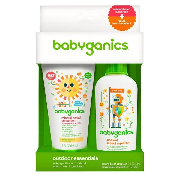 Babyganics Outdoor Essentials Duo product image