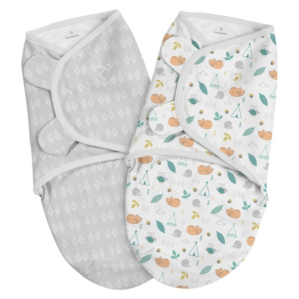 SwaddleMe Forest Friends Swaddle product image