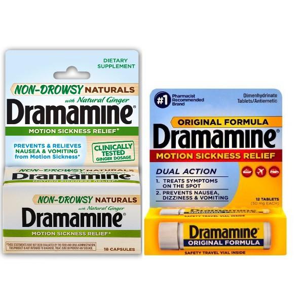 Dramamine product image