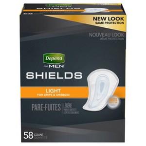 Depend Guards & Shields for Men
