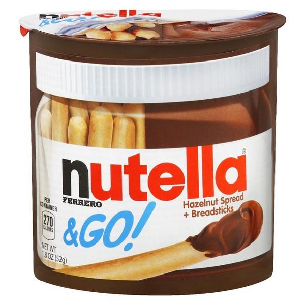 Nutella & Go! Singles product image