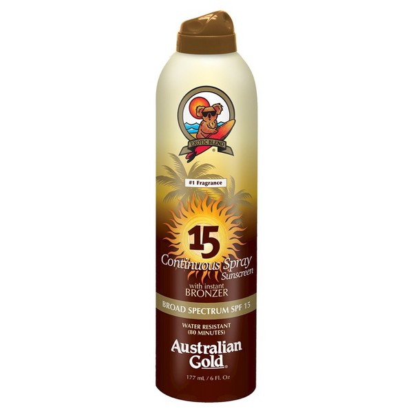 Australian Gold Sunscreen product image