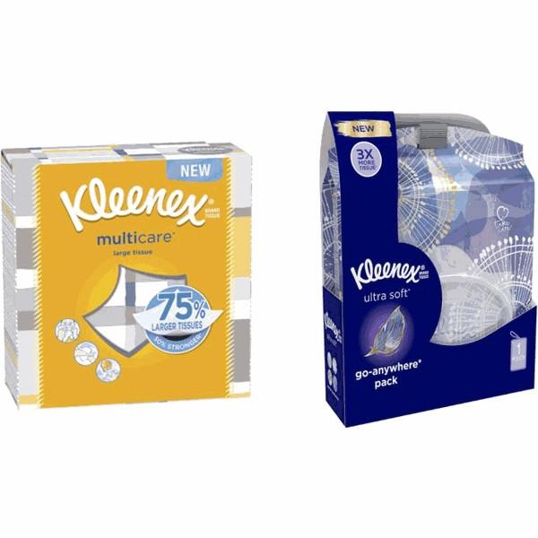 Kleenex 3-pack product image