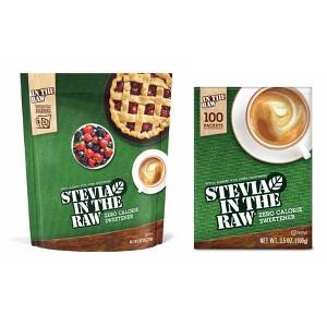 Stevia In The Raw Sweetener