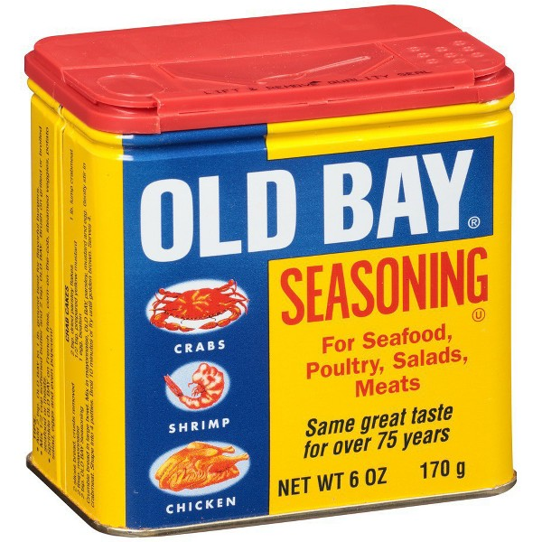 Old Bay Dry Seasoning product image