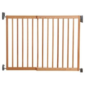 Munchkin Push to Close Wood Gate