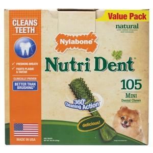 Nutrident Chews & Nylabone Toys