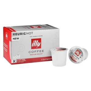 illy Coffee & K-Cup Pods