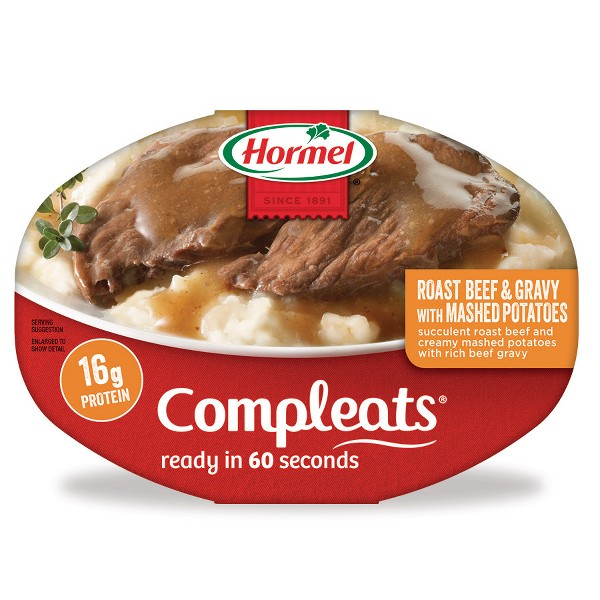Hormel Compleats product image