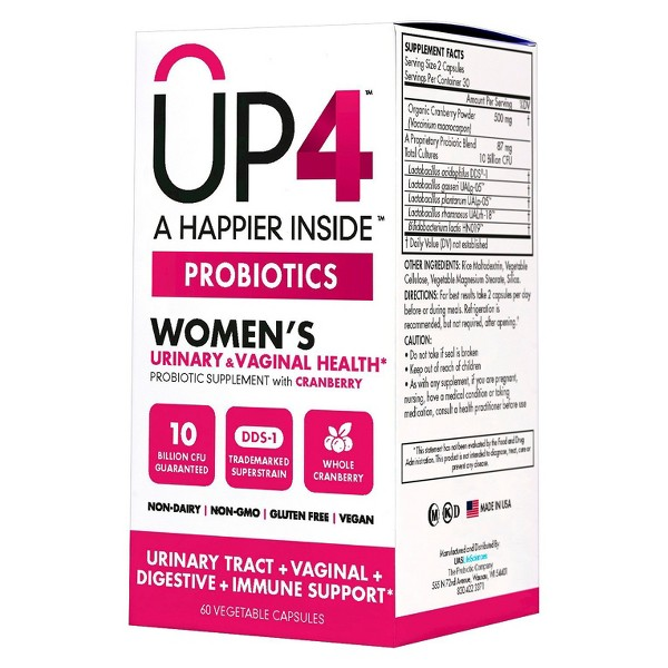 UP4 Women's Organic Probiotic product image