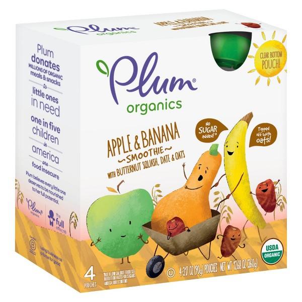 Plum Organics Mashups product image