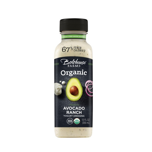 Bolthouse Farms Organic Dressing product image
