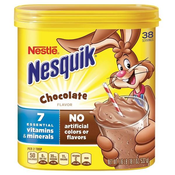 Nestle Nesquik Powder product image